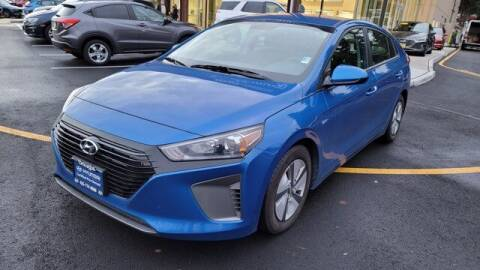 2018 Hyundai Ioniq Hybrid for sale at Jeremy Sells Hyundai in Edmunds WA