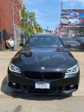 2016 BMW 5 Series for sale at Simon Auto Group in Newark NJ