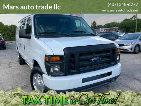 2011 Ford E-Series Cargo for sale at Mars auto trade llc in Kissimmee FL