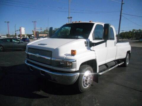 2004 Chevrolet C4500 for sale at Windsor Auto Sales in Loves Park IL
