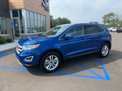 2018 Ford Edge for sale at PRINCE MOTORS in Hudsonville MI