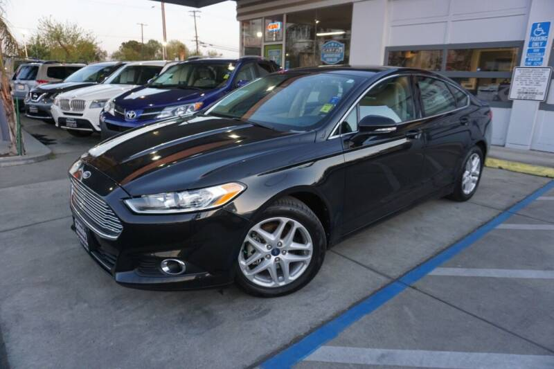 2013 Ford Fusion for sale at Industry Motors in Sacramento CA