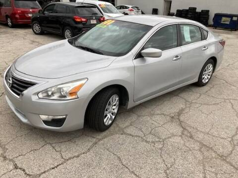2015 Nissan Altima for sale at Town & City Motors Inc. in Gary IN