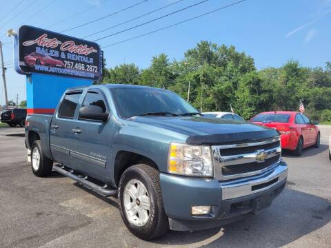 2010 Chevrolet Silverado 1500 for sale at Auto Outlet Sales and Rentals in Norfolk VA