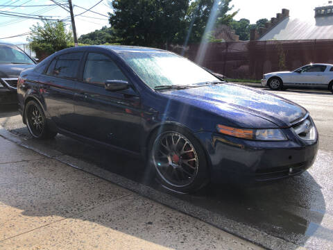 2004 Acura TL for sale at Deleon Mich Auto Sales in Yonkers NY