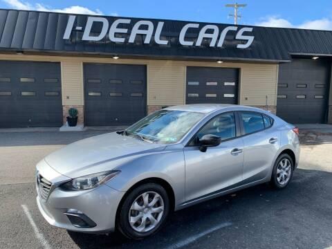 2014 Mazda MAZDA3 for sale at I-Deal Cars in Harrisburg PA