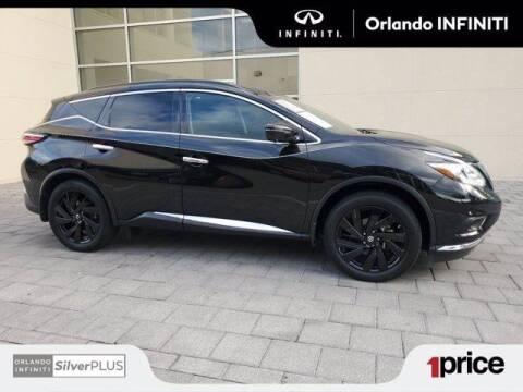 2017 Nissan Murano for sale at Orlando Infiniti in Orlando FL