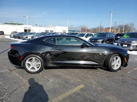 2017 Chevrolet Camaro for sale at Hawk Chevrolet of Bridgeview in Bridgeview IL