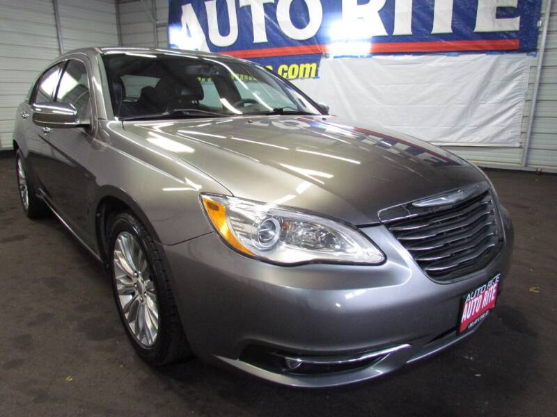 2012 Chrysler 200 for sale at Auto Rite in Cleveland OH