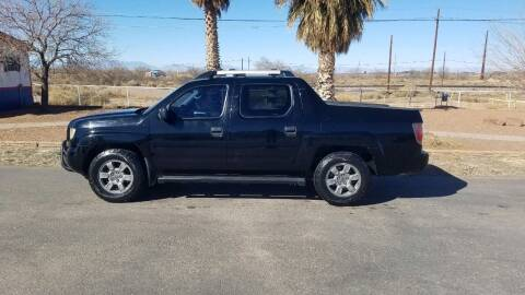 2007 Honda Ridgeline for sale at Ryan Richardson Motor Company in Alamogordo NM