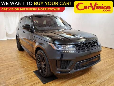 2018 Land Rover Range Rover Sport for sale at Car Vision Mitsubishi Norristown in Trooper PA