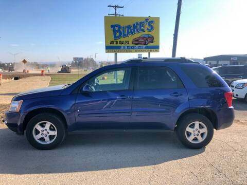 2006 Pontiac Torrent for sale at Blakes Auto Sales in Rice Lake WI