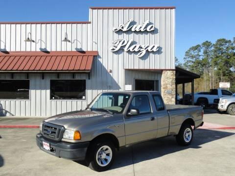 2005 Ford Ranger for sale at Grantz Auto Plaza LLC in Lumberton TX