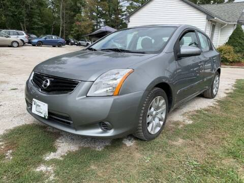 2012 Nissan Sentra for sale at Williston Economy Motors in Williston VT