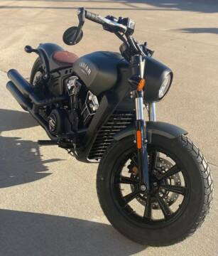 2021 Polaris SCOUT BOBBER for sale at Head Motor Company - Head Indian Motorcycle in Columbia MO