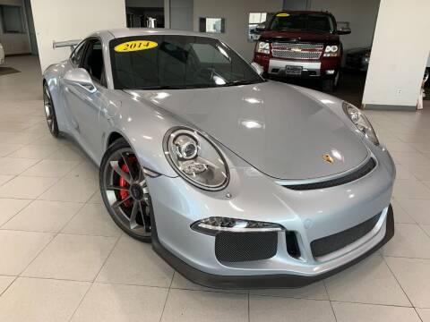2014 Porsche 911 for sale at Auto Mall of Springfield in Springfield IL