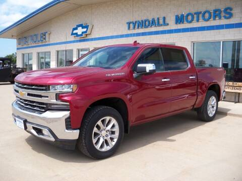 2020 Chevrolet Silverado 1500 for sale at Tyndall Motors in Tyndall SD