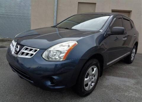 2013 Nissan Rogue for sale at Selective Motor Cars in Miami FL