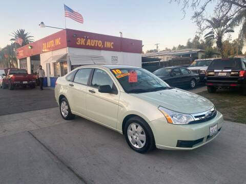2010 Ford Focus for sale at 3K Auto in Escondido CA