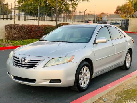 2007 Toyota Camry Hybrid for sale at United Star Motors in Sacramento CA