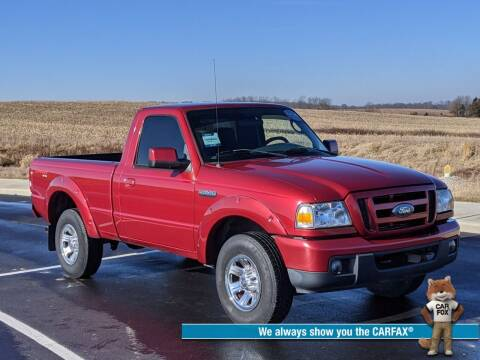 2007 Ford Ranger for sale at Bob Walters Linton Motors in Linton IN