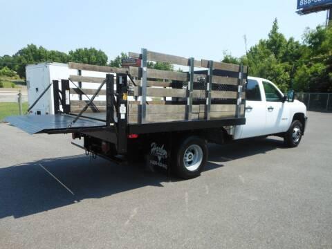 2013 Chevrolet Silverado 3500HD for sale at Benton Truck Sales - Box Vans in Benton AR