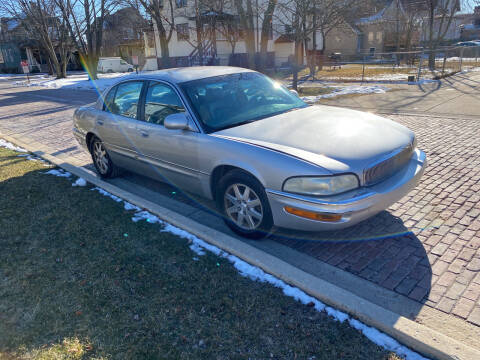 2004 Buick Park Avenue for sale at RIVER AUTO SALES CORP in Maywood IL