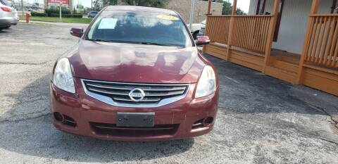 2011 Nissan Altima for sale at Anthony's Auto Sales of Texas, LLC in La Porte TX