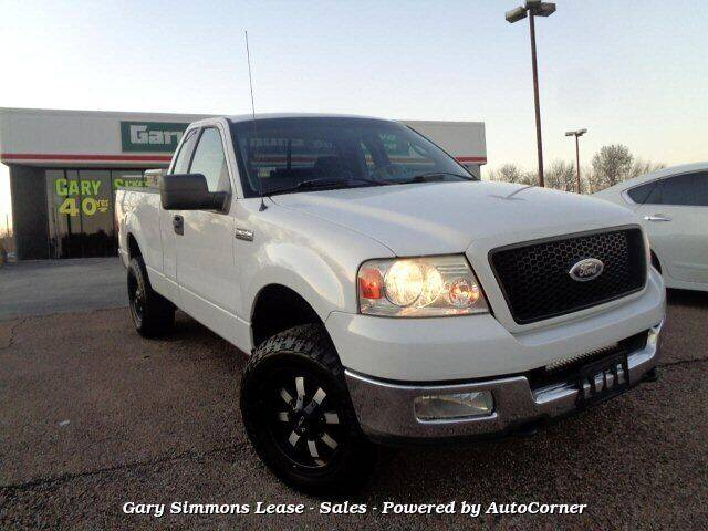 2004 Ford F-150 for sale at Gary Simmons Lease - Sales in Mckenzie TN