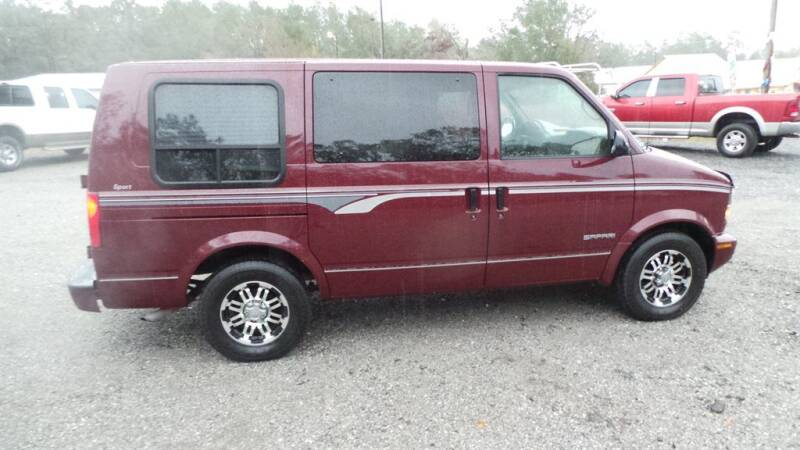 2002 GMC Safari for sale at action auto wholesale llc in Lillian AL