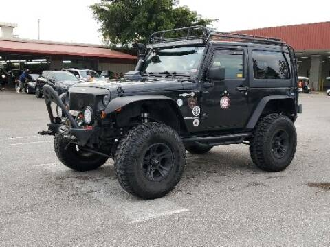 2009 Jeep Wrangler for sale at Autohaus in Royal Oak MI