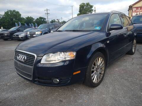 2006 Audi A4 for sale at P J McCafferty Inc in Langhorne PA