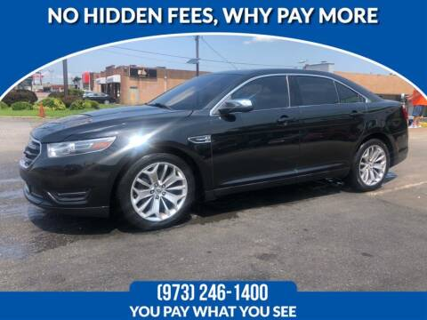 2015 Ford Taurus for sale at Route 46 Auto Sales Inc in Lodi NJ