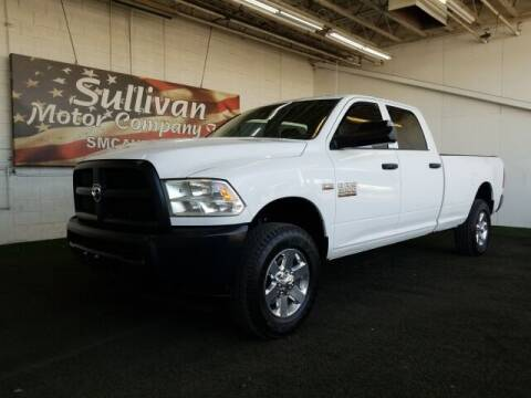 2014 RAM Ram Pickup 3500 for sale at SULLIVAN MOTOR COMPANY INC. in Mesa AZ