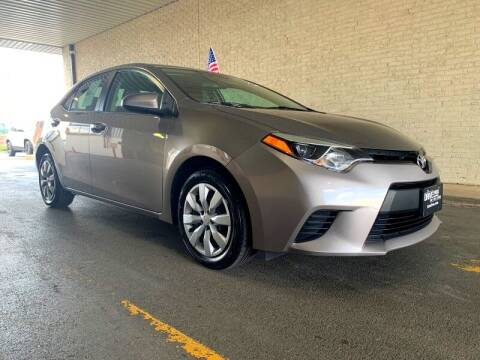 2014 Toyota Corolla for sale at Drive Pros in Charles Town WV