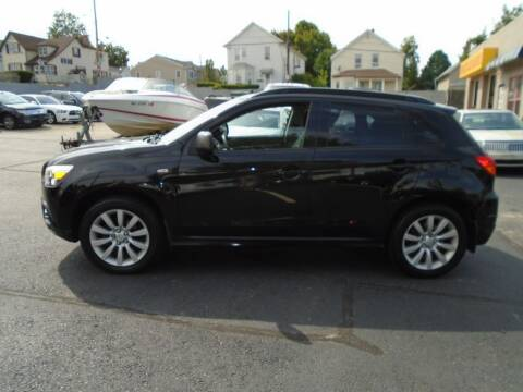 2011 Mitsubishi Outlander Sport for sale at Gemini Auto Sales in Providence RI