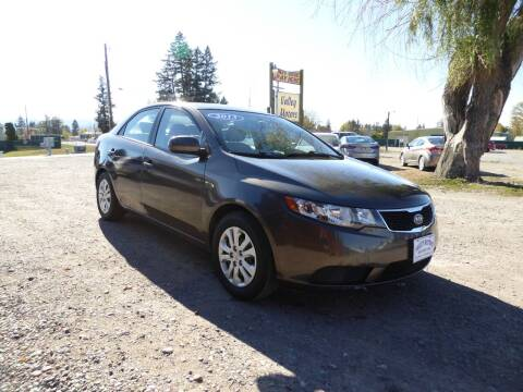 2013 Kia Forte for sale at VALLEY MOTORS in Kalispell MT