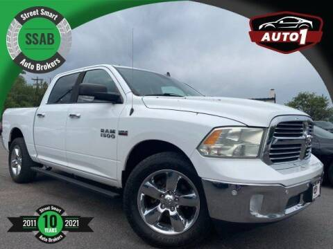 2016 RAM Ram Pickup 1500 for sale at Street Smart Auto Brokers in Colorado Springs CO