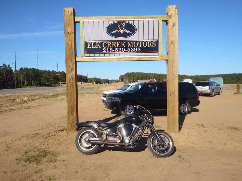 2008 Yamaha Warrior for sale at Elk Creek Motors LLC in Park Rapids MN