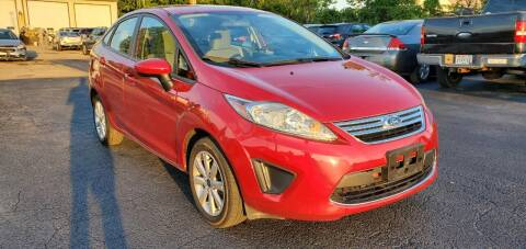 2011 Ford Fiesta for sale at Wyss Auto in Oak Creek WI