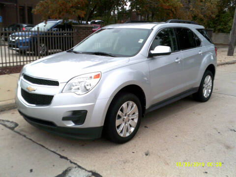 2011 Chevrolet Equinox for sale at Fred Elias Auto Sales in Center Line MI