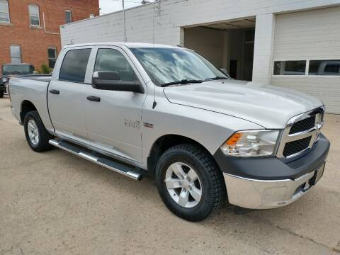2017 RAM Ram Pickup 1500 for sale at Apex Auto Sales in Coldwater KS