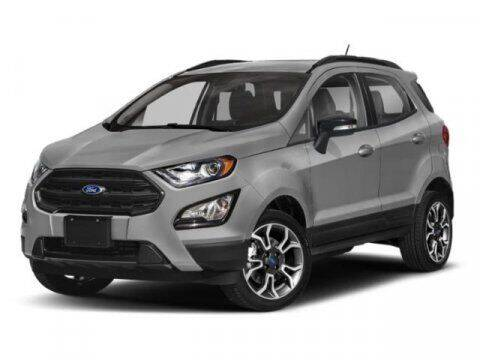 2020 Ford EcoSport for sale at BILLY D SELLS CARS! in Temecula CA