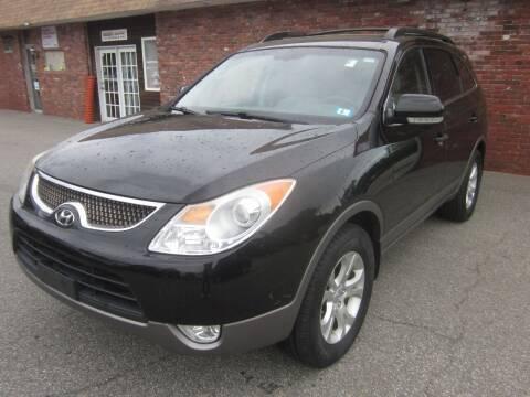 2010 Hyundai Veracruz for sale at Tewksbury Used Cars in Tewksbury MA