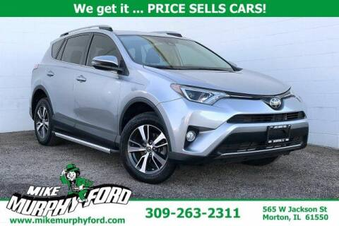 2017 Toyota RAV4 for sale at Mike Murphy Ford in Morton IL