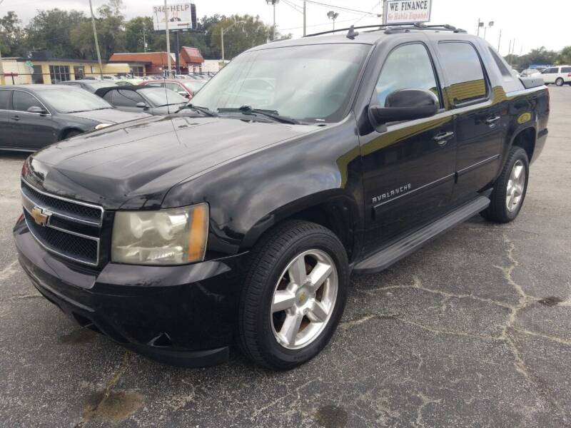 2010 Chevrolet Avalanche for sale at Castle Used Cars in Jacksonville FL