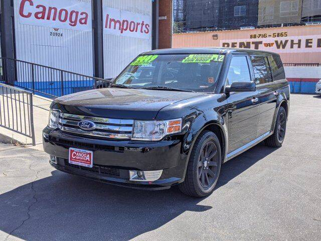 2012 Ford Flex for sale in Canoga Park, CA