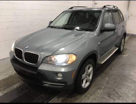 2008 BMW X5 for sale at PREMIER AUTO SALES in Martinsburg WV