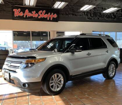 2013 Ford Explorer for sale at The Auto Shoppe in Springfield MO
