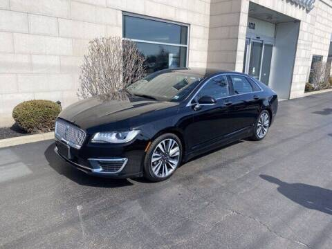2017 Lincoln MKZ for sale at Cappellino Cadillac in Williamsville NY